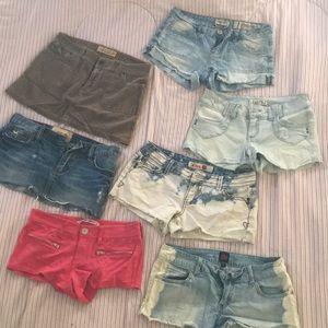 Shorts/ Skirts Bundle